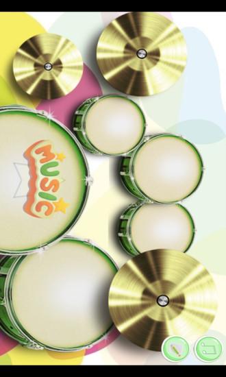 玩音樂App|架子鼓模拟乐器免費|APP試玩