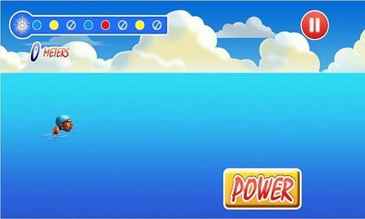 玩冒險App|疯狂游泳者免費|APP試玩
