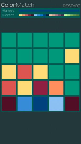 玩休閒App|颜色组合2048免費|APP試玩