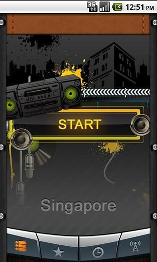 新加坡广播电台 Singapore Radio