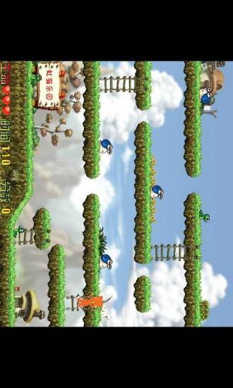 虹猫蓝兔冒险岛之旅