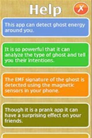 Ghost Revealer