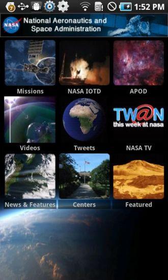 美国国航空航天局官方NASA