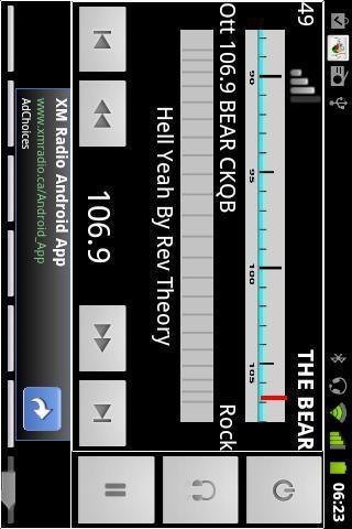 sFM收音机