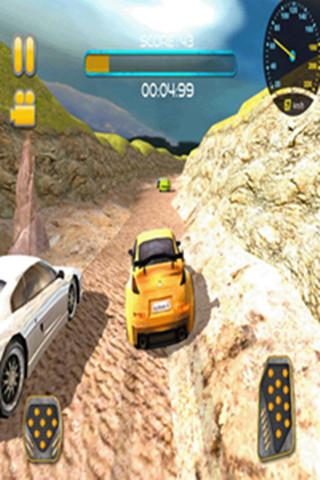 玩免費體育競技APP|下載涡轮赛车峡谷运行 app不用錢|硬是要APP