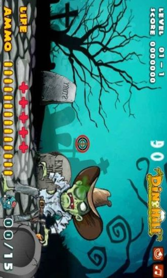 玩動作App|决战僵尸猎手免費|APP試玩