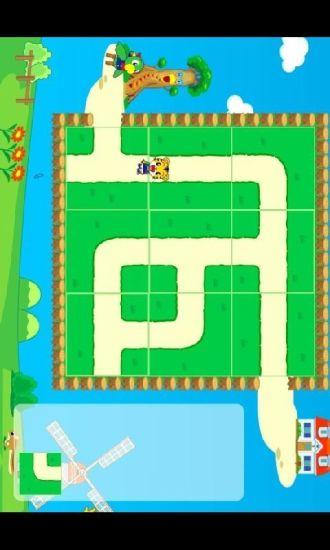 巧虎拼图迷宫