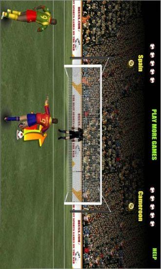 2014世界杯足球赛3D