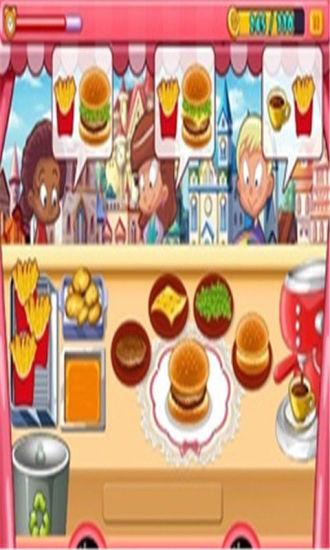 玩休閒App|环球美食车疯狂厨师免費|APP試玩