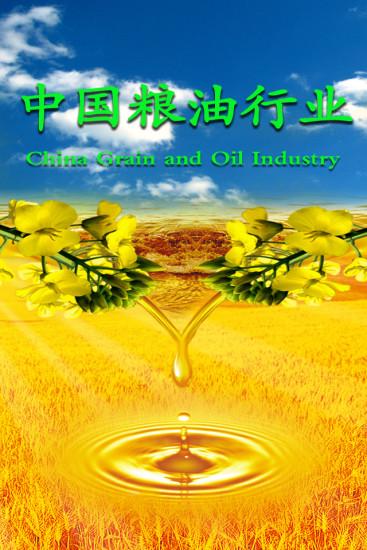 中国粮油行业