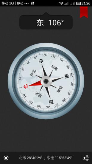 完美指南针