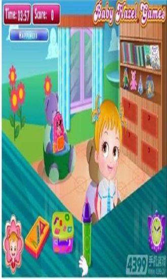 【免費益智App】可爱宝贝上学去-APP點子