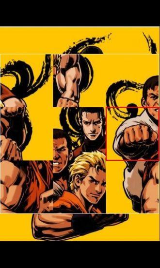 拳皇关卡游戏2