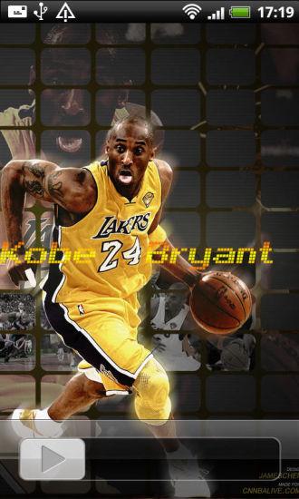 NBA科比布莱恩特精选锁屏壁纸