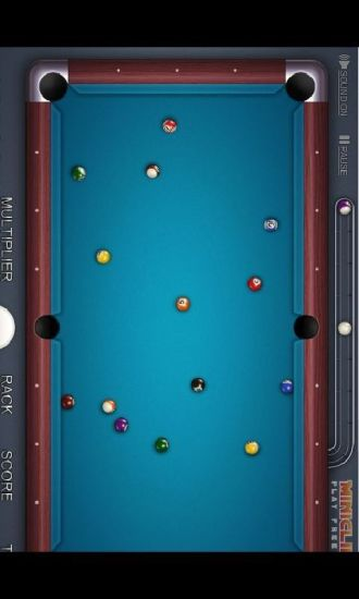 霹雳桌球8球