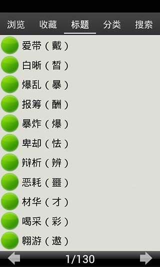 高考语文易错字音字形
