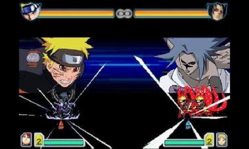 死神vs火影终极版