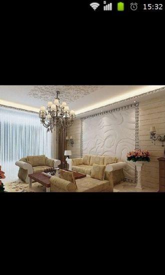 各式沙发背景墙