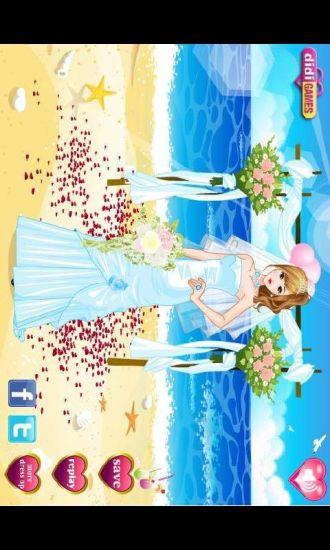 绝色新娘闺房换装