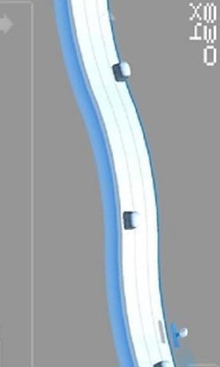 动漫人滑雪