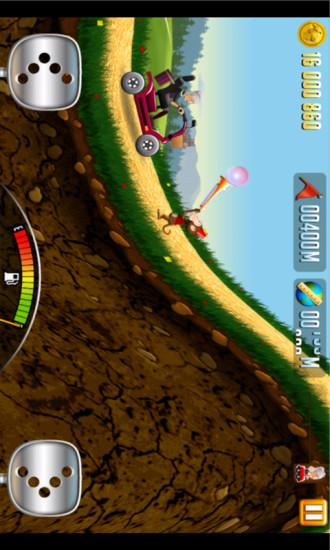【免費賽車遊戲App】愤怒的老奶奶赛车-APP點子