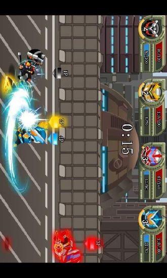 【免費格鬥快打App】铠甲勇士之蒙面铠甲-APP點子