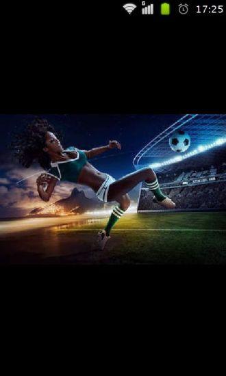 世界杯迷你足球宝贝壁纸
