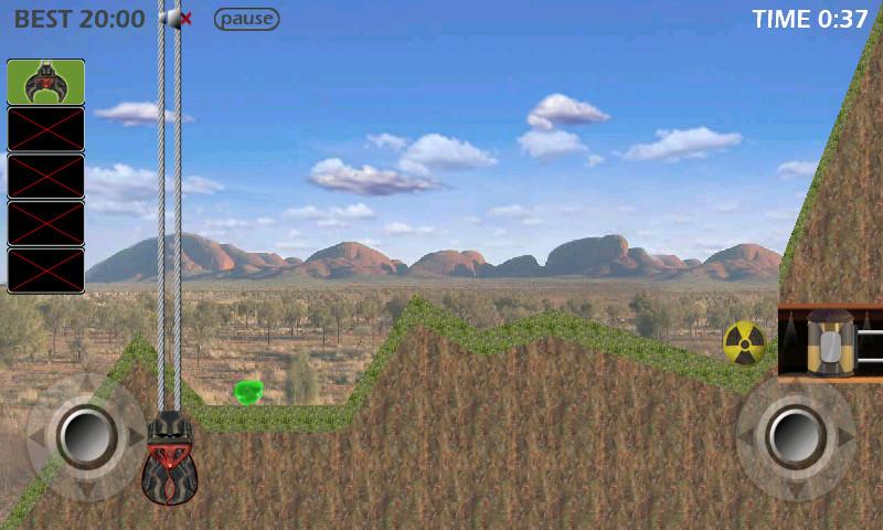 拖拉机挖掘机2