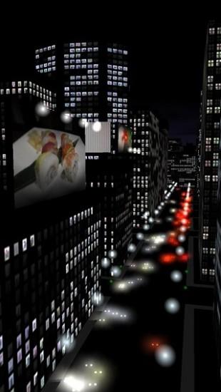 三维城市壁纸