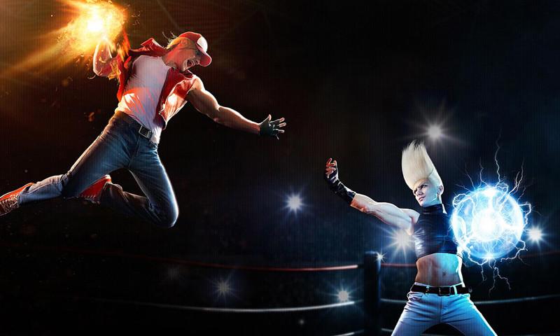 拳皇之无限复活|玩格鬥快打App免費|玩APPs