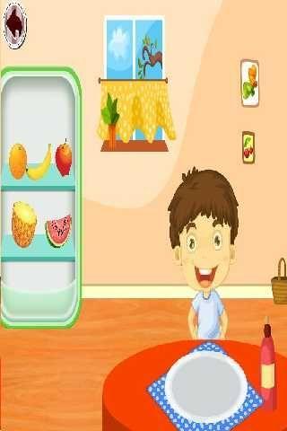 水果的五种做法小游戏