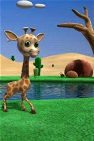 浅谈长颈鹿