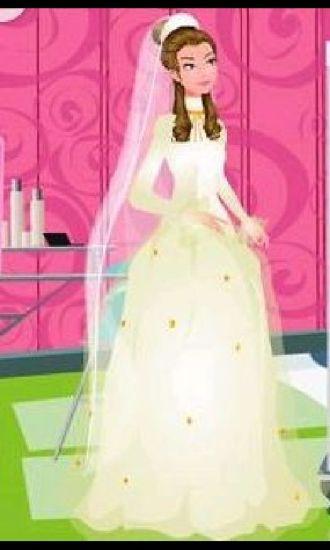 自己设计婚纱