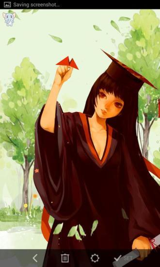 毕业季动态壁纸
