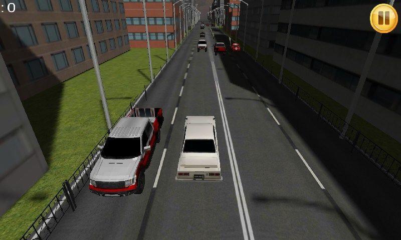 交通竞赛3D