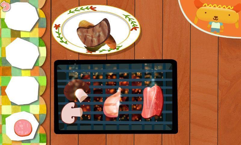 小小美食家多纳|玩益智App免費|玩APPs