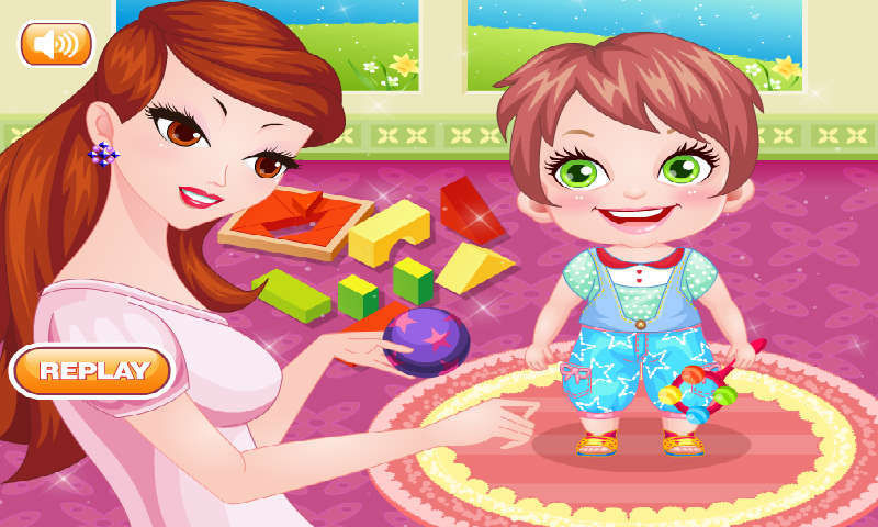 帮妈妈照顾宝贝|玩益智App免費|玩APPs