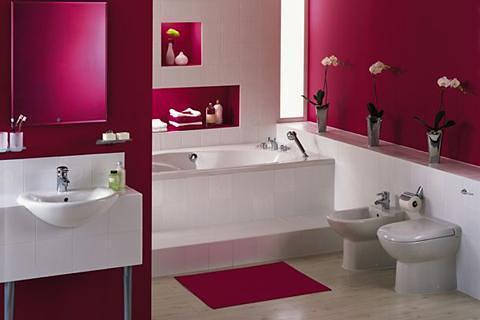 浴室装修的想法