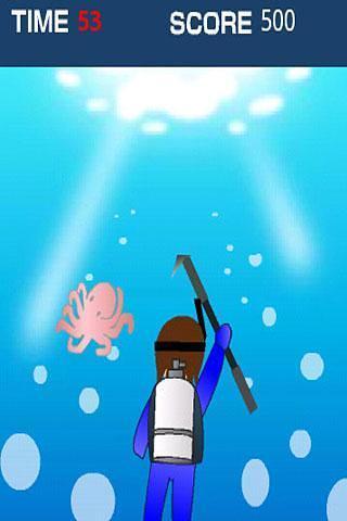 激动人心的潜水