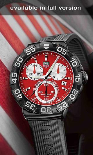 瑞士手表时钟插件
