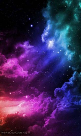 星空唯美动态壁纸