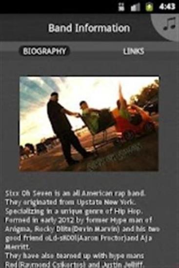 Sixx oh Seven音乐专辑