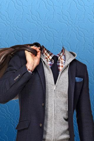 NY - Man Fashion Montage