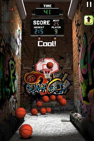 Insanity BasketBall Arcade