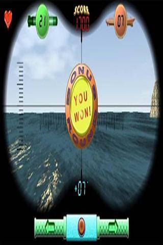 3D鱼雷攻击