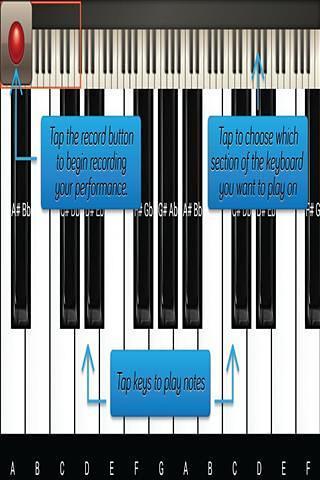 88 Key Piano