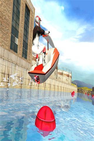 喷气滑水比赛