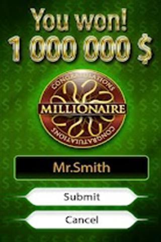 百万富翁测验