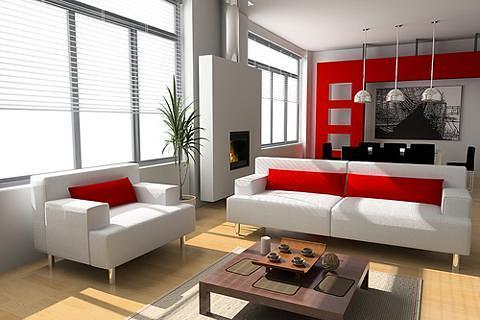客厅装饰理念