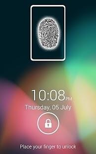 指纹屏幕锁JB